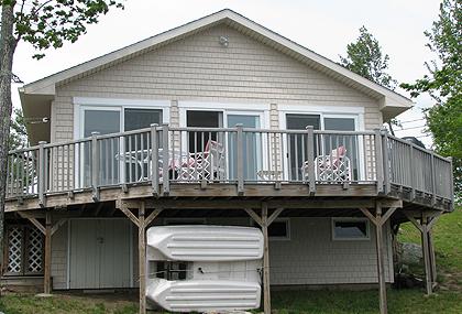 Duffy's Lake House