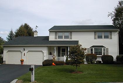 Muriel Allard's Home