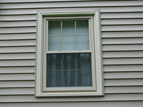 Windows Installed By C Gosselin Siding